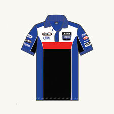 THM YAMAHA MOTORSPORT RACING TEAM POLO SHIRT Gr. L, XL, XXL MÄNNER - NEU !