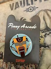 Pinny Arcade PAX West (Prime) 2016 Claptrap Borderlands Pin