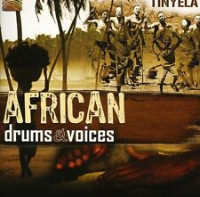 Tinyela - African Drums & Voices [New CD]