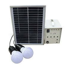 5W Household Polycrystalline Solar Panel Sun Power Generator System Kit