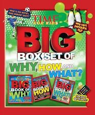NEW - TIME For Kids Big Box Set of Why, How and What?