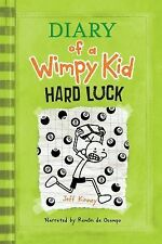 Diary of a Wimpy Kid: Hard Luck (Diary of a Wimpy Kid 8) 8 by Jeff Kinney (2013…