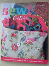 Sew!, Cath Kidston - Hardback Book NEW Crafty Person Gift Projects