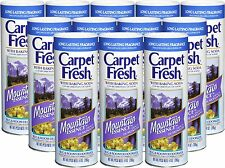 Carpet Fresh 278143 Rug and Room Deodorizer with Baking Soda 14 oz Mountain E...
