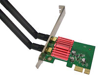 Addon AWP1200E Wireless PCI-E Adapter Gaming PC 1200Mbps Dual Band WiFi 802.11ac