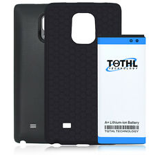 Extended 7200mAh Battery + Cover + Case 4 Samsung Galaxy Note Edge N915A AT&T