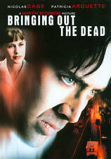 Bringing Out the Dead (DVD, 2000,) Martin Scorsese film, Nicholas Cage