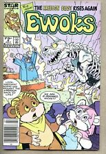 Ewoks #8-1986 vf Star Wars MARVEL Warren Kremer