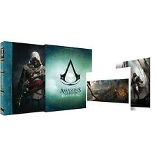 "ASSASSIN'S CREED IV ART BOOK-L'ARTE DI BLACK FLAG art ""nuovo"" Sigillato-RARA 130"