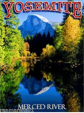 Yosemite National Park California United States Travel Advertisement Poster