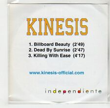 (GF861) Kinesis, Billboard Beauty - DJ CD