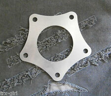 Aprilia RS125 2mm rear wheel sprocket spacer/shim suit Rotax 257/650 supermono