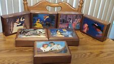 Disney Limited Edition Watch Collector's Club Series V - Music Boxes with Watch