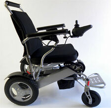 Electric Wheelchair, Portable Motorized Foldable Power Wheelchair Scooter