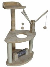 """37"""" Cat Tree Tower Condo Furniture Scratch Post Kitty Pet House Play Furniture"""