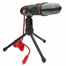 Sound Professional Mic Youtube Condenser Microphone For PC Laptop Skype MSN