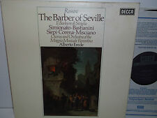 D38D 3 Rossini The Barber Of Seville Simionato Bastianini Siepe 3LP Box Set