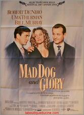 MAD DOG AND GLORY Affiche Cinéma / Movie Poster ROBERT DE NIRO BILL MURRAY