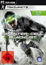 Tom Clancy's Splinter Cell: Blacklist (Uplay Key)