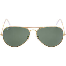 Ray Ban Original Aviator Green Classic G-15 Sunglasses RB3025-001-62