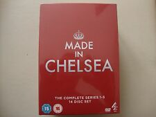 Made In Chelsea Series 1-5 14 Discs New/Sealed Trusted Seller Over 10 Sold...
