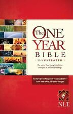 Brand New NLT The One Year Bible Illustrated New Living Translation FREE SHIPPIN