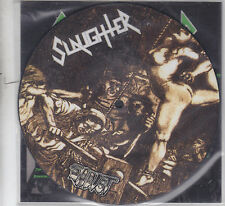"NUNSLAUGHTER / SLAUGHTER - split EP  7"" picture disc"