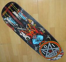 """101 Natas Devil Worship Pro Skateboard Deck - 9.83"""" - 2016  Cliche Re Issue"""