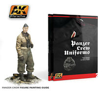 AK-Interactive #272 Panzer Crew Uniforms Painting Guide