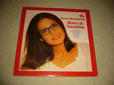 Nana Mouskouri – Roses & Sunshine LP