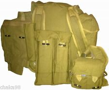 Soviet Army RD-54 USSR Airborne Assault Rucksack Amphibious Backpack Khaki Green
