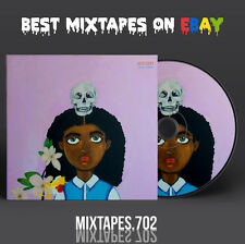 Noname - Telefone Mixtape (CD/Front/Back Cover) Gypsey Acid Rap Telephone Water