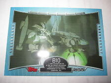 STAR WARS CLONE WARS 2004 TOPPS CHASE CARD 3-D 3D SUBSET N° B10 MINT