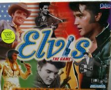 Elvis Presley trivia game brand new sealed in box official EP Merchandise.