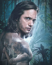 ALEXANDER SKARSGARD HOT SHIRTLESS TARZAN ACTOR 1 NEW RARE PHOTO 8X10 PICTURE 208