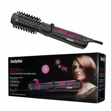 New Babyliss Big Hair Rotating Hot Air 42mm 700W Styler Brush - 2777U