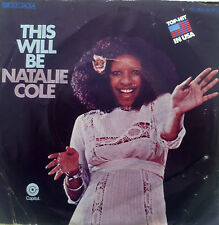 "7"" 1975 KULT ! NATALIE COLE : This Will Be /MINT-?"