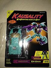 Transformers Fansproject Kausality Causality Kar Krash New G2 Breakdown Tfcon