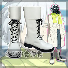 DMMD Dramatical Murder Clear Cosplay Shoes Unisex Boots Customized