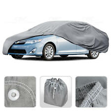 Car Cover for Toyota Camry Outdoor Breathable Sun Dust Proof Auto Protection