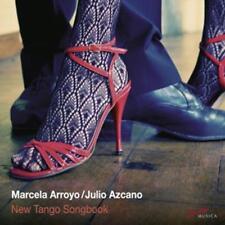Marcela Arroyo-New Tango Songbook