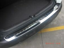 Chrome Rear Bumper Protector Sill plate cover For HONDA CRV CR-V 2012 2013 2014