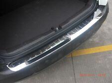 Chrome Rear Bumper Protector Sill plate cover For HONDA CRV CR-V 2012 2013 2014