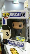 FUNKO POP! Asia: 8DEUCE8- Metallic Mario Maurer 2017 Convention Exclusive (Rare)