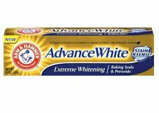 ARM - HAMMER Advance White Toothpaste Baking Soda and Peroxide Fresh Mint 4.30oz