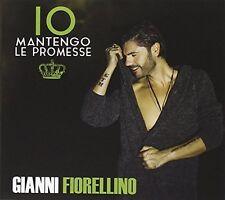Io Mantengo Le Promesse - Gianni Fiorellino CD ZEUS RECORD SERIE ORO