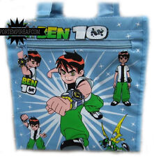 BEN 10 BORSA tennison porta giochi zainetto sac bag backpack zaino ten zaino