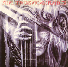 CD - Steve Stevens - Atomic Playboys - #A1589