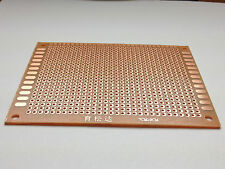 Perfboard 90x70 mm | Pitch 2.54 mm | Single Sided | FR-1