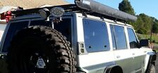 Nissan Patrol GQ GR Ford Maverick Y60 Gull Wing rear windows